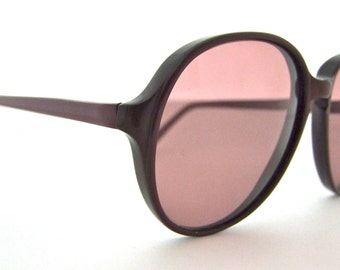 OLIVER GOLDSMITH Andy Sunglasses/  made in England Rare   early 90s Modernist
