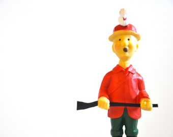 Happy Duck Hunter with Cake Topper