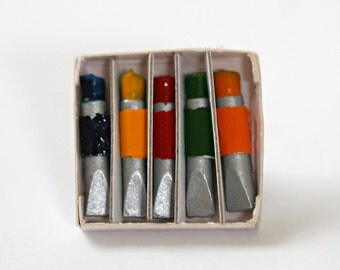 Miniature Paint Set Pin/Brooch