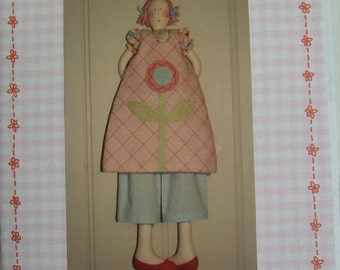 Doll Pattern Sally by Rosalie Quinlan Designs