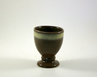 Tamac Pottery Frosty Fudge Egg Cup or Small Juice Tumbler