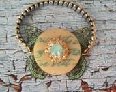 Repurposed Watch Band Bracelet