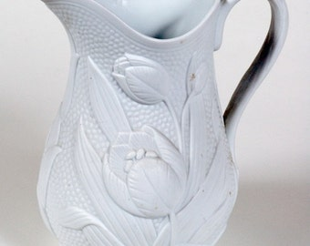 Tiffany & Co Porcelain Pitcher