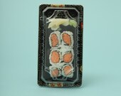 Spicy Tuna Roll Sushi Cat Toy, Catnip Toy, Organic Catnip Toy, Japanese Takeout, Cat Lover, Cat Gift