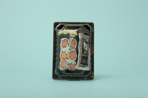 Spicy Tuna Roll Sushi/Soy Sauce Cat Toy Set, Catnip Toy, Organic ...