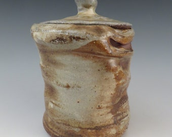 Wood Fired Jar (221)