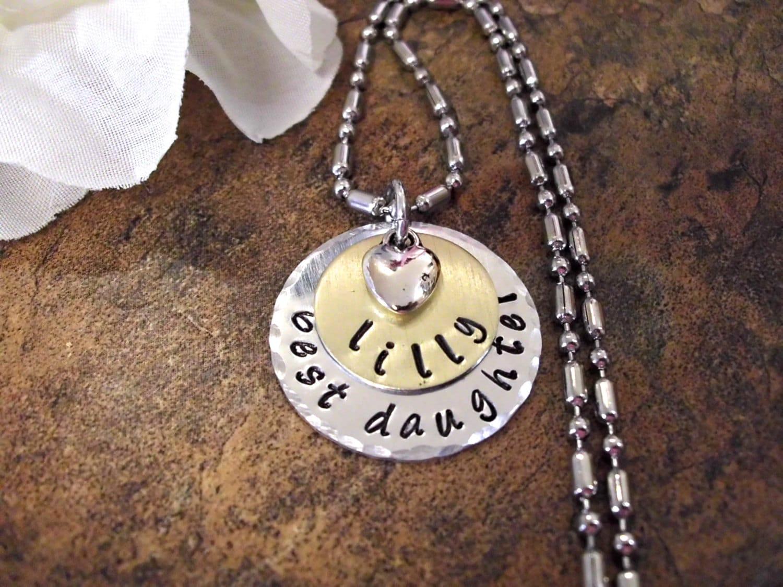 HUGE SALE NOW Daughter Jewelry Best Daughter Necklace