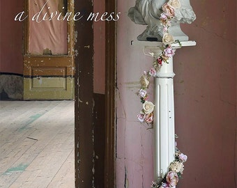 Vintage by Nina  A Divine Mess book - IN STOCK