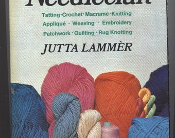 The Reinhold Book of Needlecraft by Jutta Lammer - TIB12272