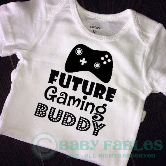 Baby boy game outfit Baby Announcement bodysuit geeky baby – Baby Announcement Videos