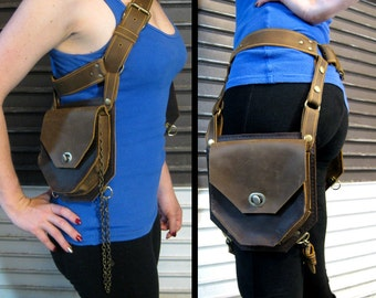 METAMORPH EXTRA - Bigger Pouch & Wallet - Holster Bag
