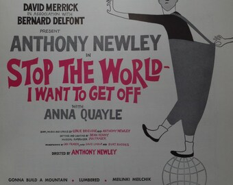 1961 Someone Nice Like You KLeslie Bricusse Anthony Newley Song Book Sheet Music