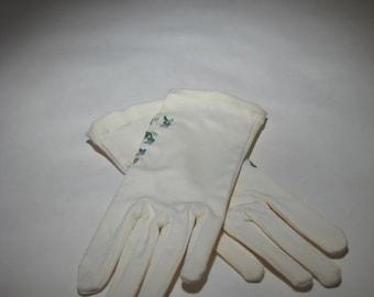 Darling Vintage French Child's Gloves