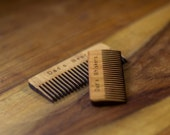Dad's Whiskers Comb - Beard or Mustache Comb