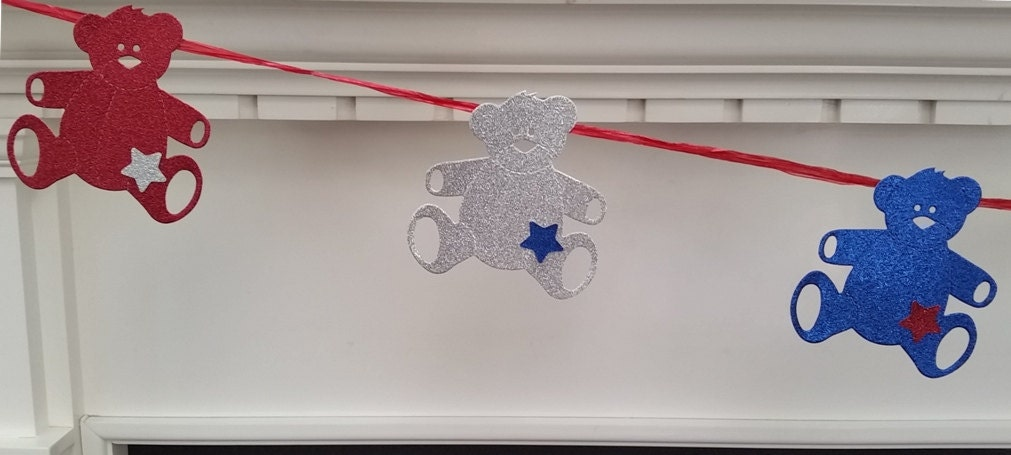 Military welcome home decorations personalized glitter for Welcome home soldier decorations
