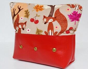 Foxxy Brown Makeup Bag