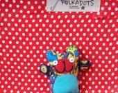 Superhero Plush MINI Animal - Keychain, Ornament, Mini-toy, Collect-them-all!