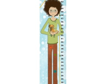 Boys Growth Chart  Personalized