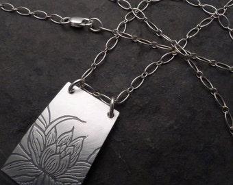 Kala Necklace ~ Lotus