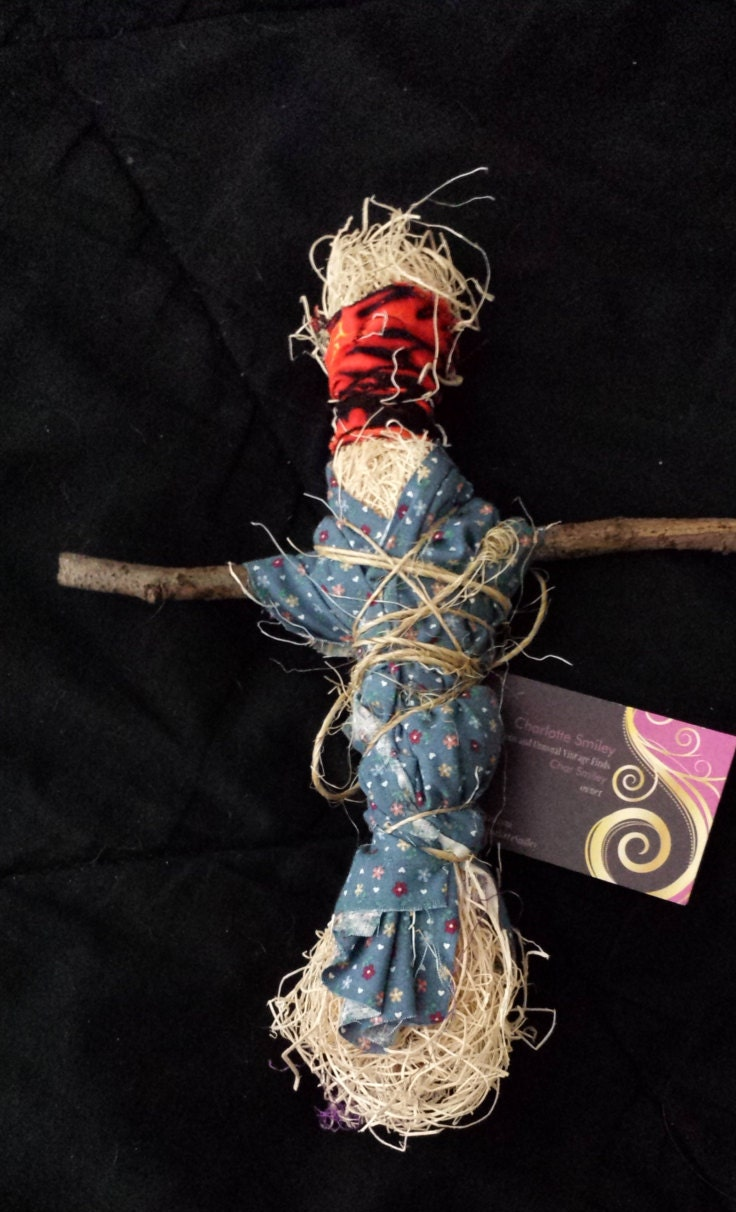 Authentic Handmade Voodoo Doll