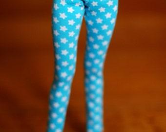 Minifee Aqua Star Leggings For MSD BJD