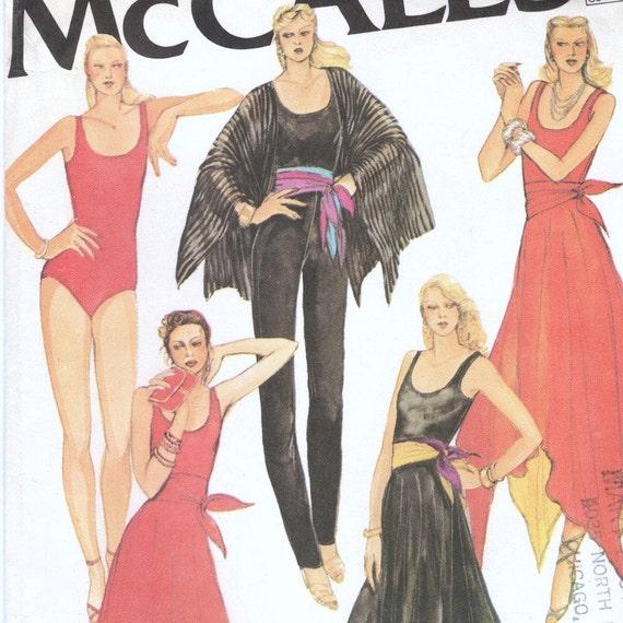 1970s Bob Mackie pattern, McCall's 6577