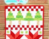Fair Isle Mini Quilt