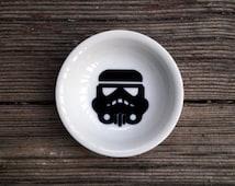 Ring Dish | Star Wars | Wedding | Stormtrooper | Engagement Gift