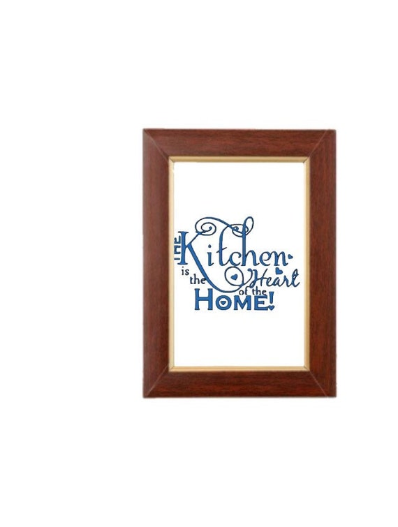 personalized kitchen accessories items similar to kitchen decor picture frame home decor 1471