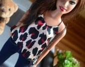 Satin Cami Top for Barbie Fashionista dolls