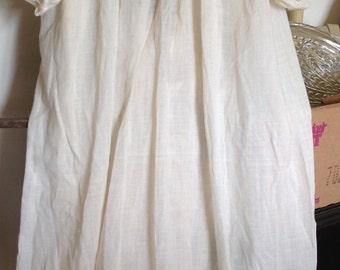 Antique/Vintage Cotton Dress