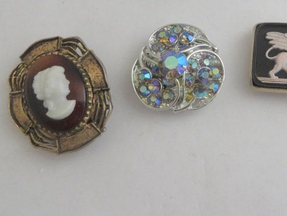 Ensemble de bijoux vintage