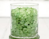Sweet Grass Scented Sparkle Stones (Sparkling Potpourri) in Glass Jar with Lid