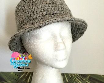 Fun Flat Top Hat Pattern
