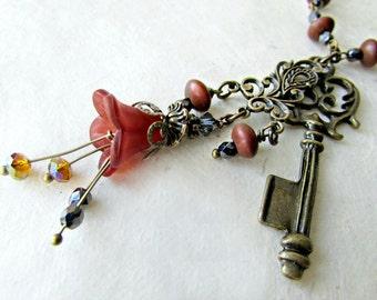 Rosary Garden Etsy