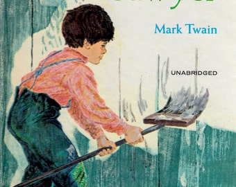 The Adventures of Tom Sawyer by Mark Twain, illustrated by Polly Bolian