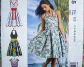 McCall's Misses' Dresses Pattern M6745 - Size 6-14 and 14-22