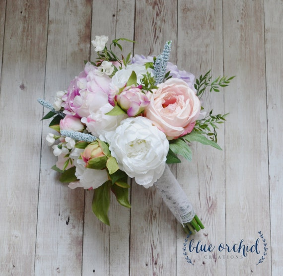 wedding artificial bouquets items similar to silk wedding bouquet bridal bouquet 8403