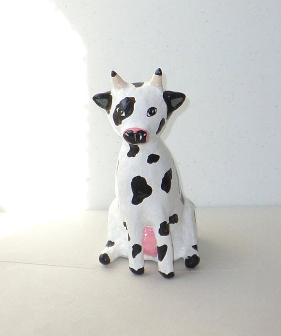 Cow Cattle Fun Decorative Home D Cor Decorative By Labostyle