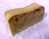 Rosewater Milk Soap Bars - Made with Real Dried Rose Petals and Organic Rose Water with Whole Milk - Creamy Pleasing Lather