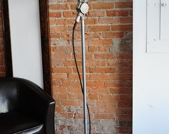 Vintage Industrial Mining Light Floor Lamp