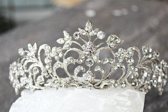 ANNE Bridal Tiara