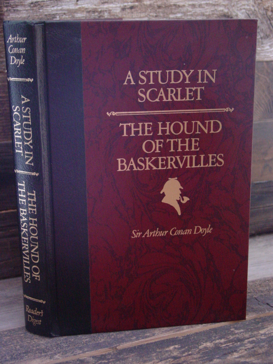 A Study in Scarlet (Hardcover) | BookPeople