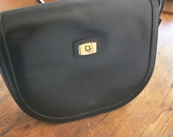 Christian Dior  vintage bag satchel style