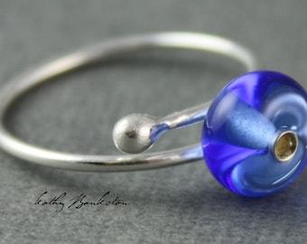 "Shop ""lampwork beads"" in Rings"