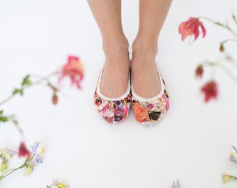 "BenitoDream lace socks - model ""Crocus"""