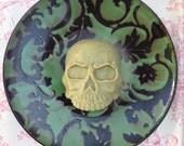 Soothsayer Bastille Soap - Skull.  Handmade with Lavender & Oatmeal.  Palm Free.  Vegan.