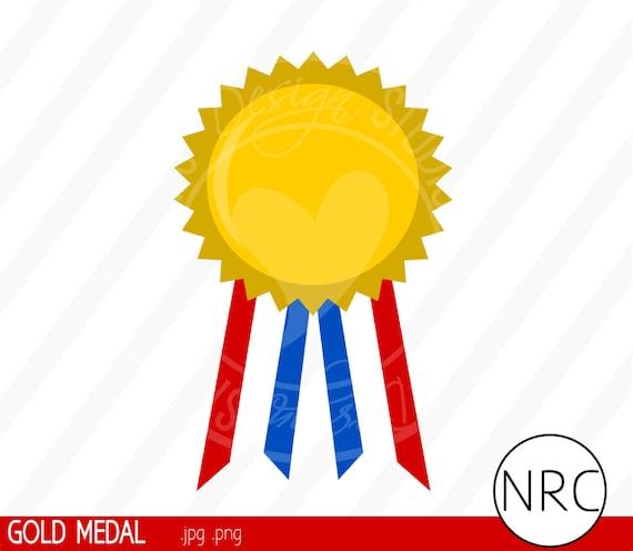 Gold Medal Clip Art Winner Clip Art School by NRCDesignStudio
