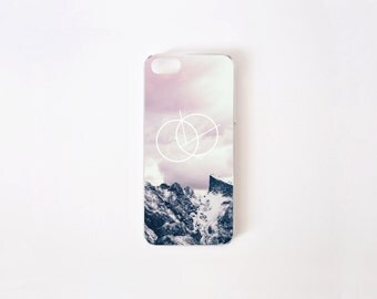 iPhone 5/5s Case - Andes iPhone Case - iPhone 5s case - iPhone 5 case - Hard Plastic or Rubber