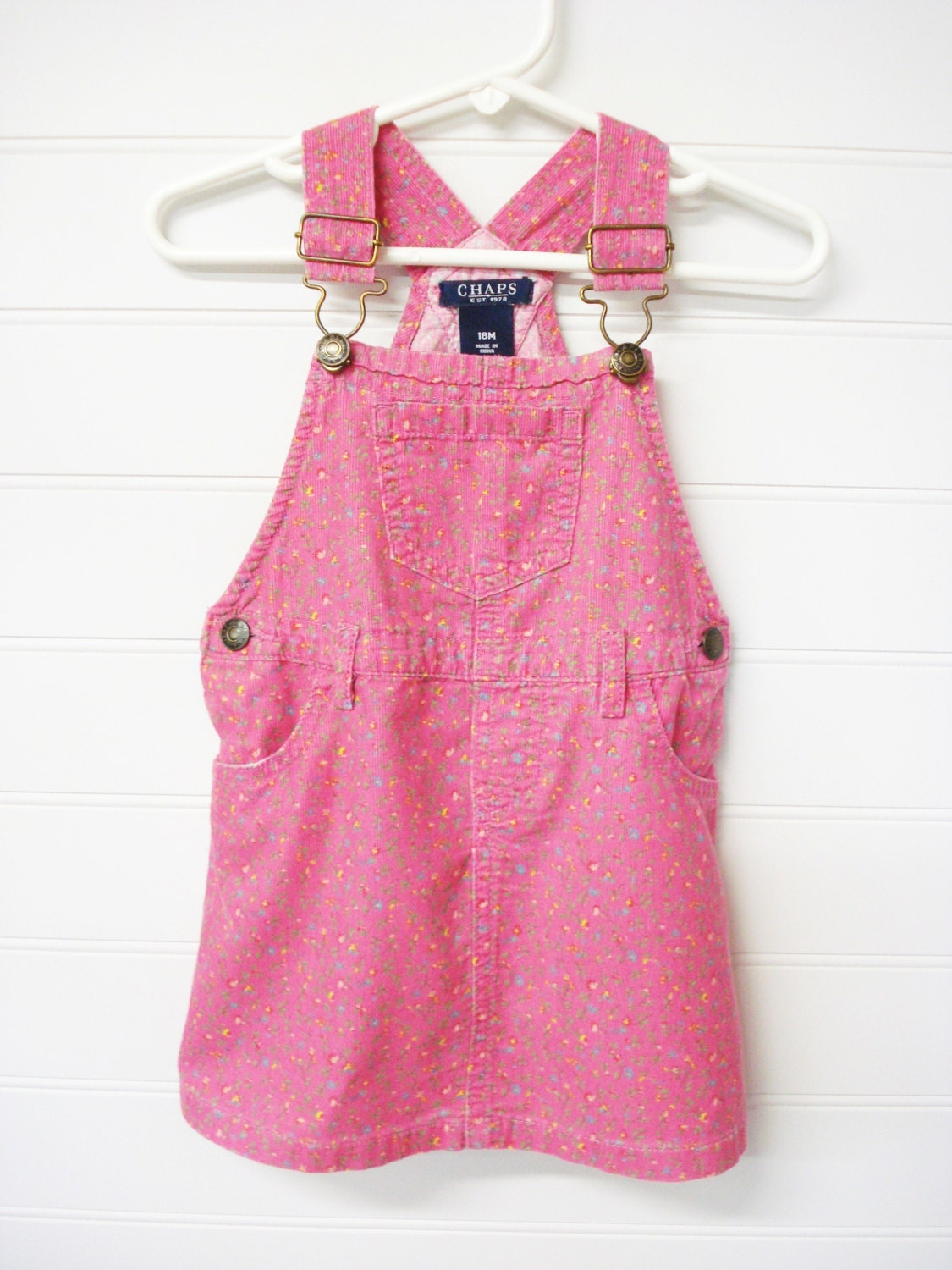vintage baby clothes baby overall style jumper pink